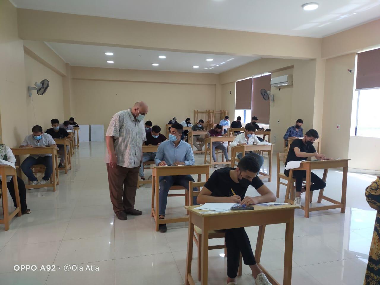 بداية امتحانات نهاية الفصل الدراسي الثاني 2020-2021