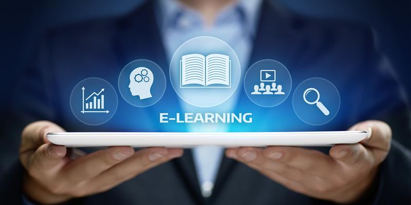 بيان بمستجدات المواد الاونلاين في الفصل الدراسي الثاني للعام الدراسي 2020-2021
